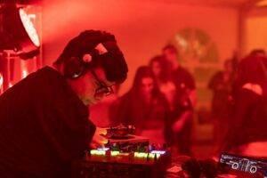 DJ Zeu5 na festiwalu