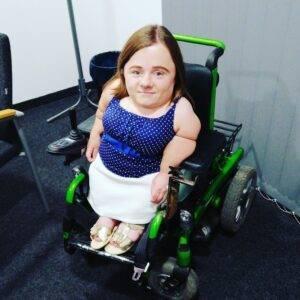osoba niepełnosprawna